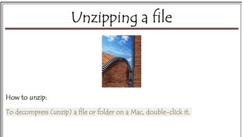 FREE - How to unzip a file