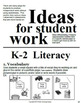 How to use K-2 Journals