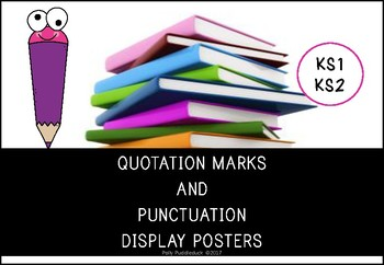 How to use Quotation Marks and Punctuation