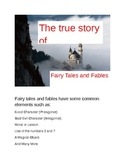 How to write a Fairy Tale or Fable