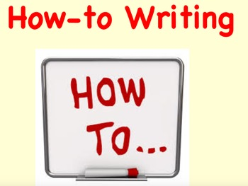 How to writing slides