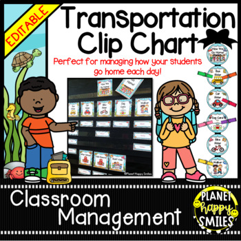 How we go home ~ Transportation Bundle (Editable) ~ Ocean theme