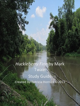 Huckleberry Finn Study Guide