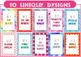 Huge Border Bundle: 120 Colorful transparent borders for c