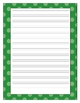Huge Framed / Handwriting Paper Pack - 90 pages