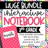 Huge Math Interactive Notebook Bundle