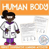Human Body Cooperative Learning Group Activities/Stations
