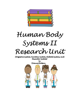 Human Body Systems II Research Unit