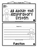 Human Body Systems Staggered Booklets