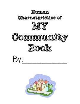 Human Characteristics Booklet