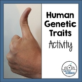 Human Genetic Lab- Simple Inheritance of Dominant and Rece
