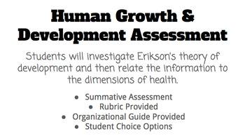 Human Growth & Development Assessment