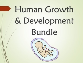 (OVER 50% OFF) Bundle: Human Growth and Development
