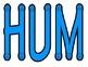 Human Rights (Peace Sign) Bulletin Board
