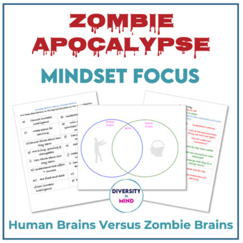 Human v Zombie Brains: A Comparison Activity