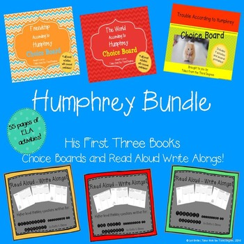 Humphrey Book Bundle #1