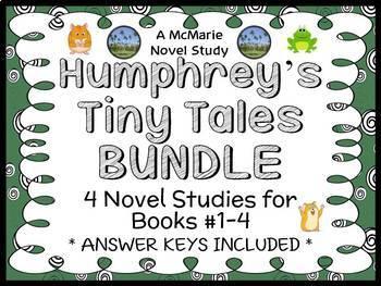 Humphrey's Tiny Tales BUNDLE (Betty G. Birney) 4 Novel Stu
