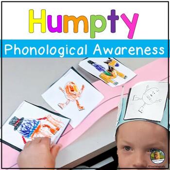 Language Experience Easy Prep! Humpty Dumpty Theme
