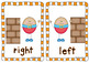 Humpty Dumpty Positional Word Cards