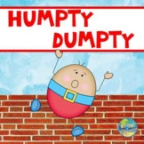 Humpty Dumpty Sequencing Activity