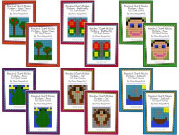Hundred Chart Hidden Picture Bundle
