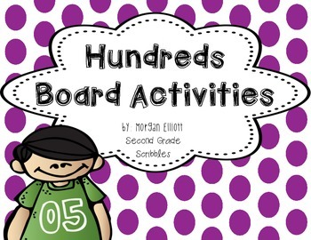 Hundreds Board Activities