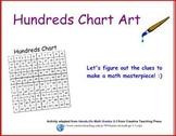 Hundreds Chart Art