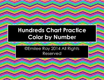 Hundreds Chart Practice
