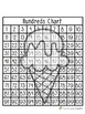 Hundreds Chart Puzzles - Year long growing bundle!