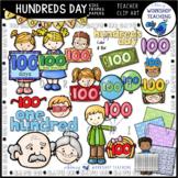 Hundreds Day Clip Art - Whimsy Workshop Teaching