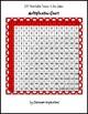Hundreds & Multiplication Charts – Coordinates with Seuss-