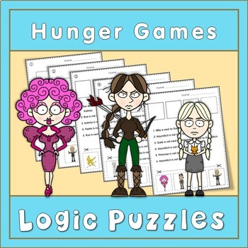 Hunger Games  Logic Puzzles