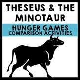 Hunger Games vs. Theseus and the Minotaur Lesson ~ Analysi