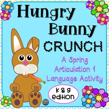 Hungry Bunny Crunch K & G Edition