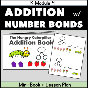 The Very Hungry Caterpillar Number Bonds Books: Addition a