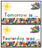 Hungry Caterpillar Calendar Set