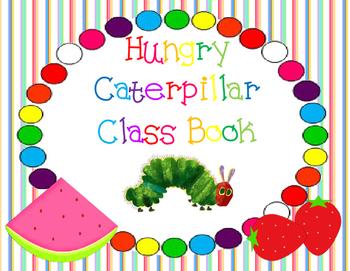 Hungry Caterpillar Class Book & Student Books