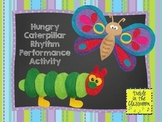 Hungry Caterpillar Music and Literature Activity