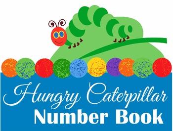 Hungry Caterpillar Number Book