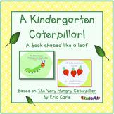 A Kindergarten Caterpillar