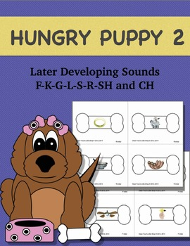 Hungry Puppy 2: Later Developing Sounds
