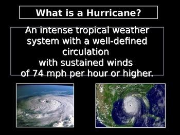 Hurricane PPT