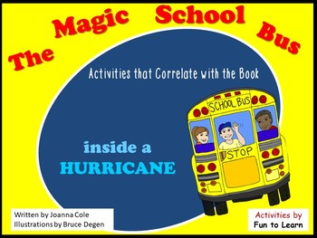 Magic School Bus Inside a Hurricane