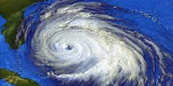 Hurricanes and other major storms