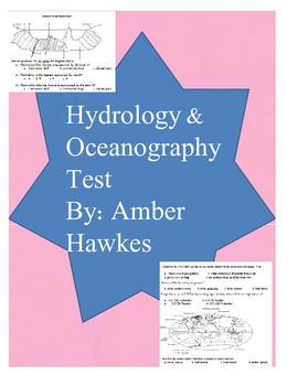 Hydrology Oceanography Test
