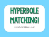 Hyperbole Matching