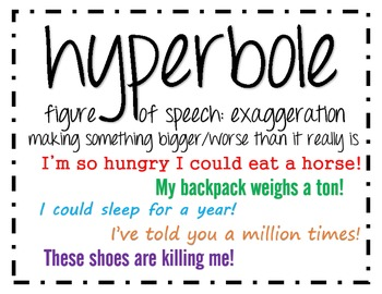 Hyperbole definition