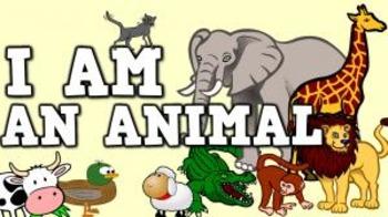 I AM AN ANIMAL! (video)