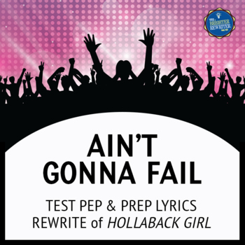 Testing Song Lyrics for Hollaback Girl