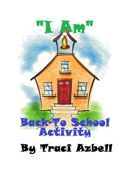 """""""I Am"""" Back-to-School, Creative Project Options: Learn abo"""